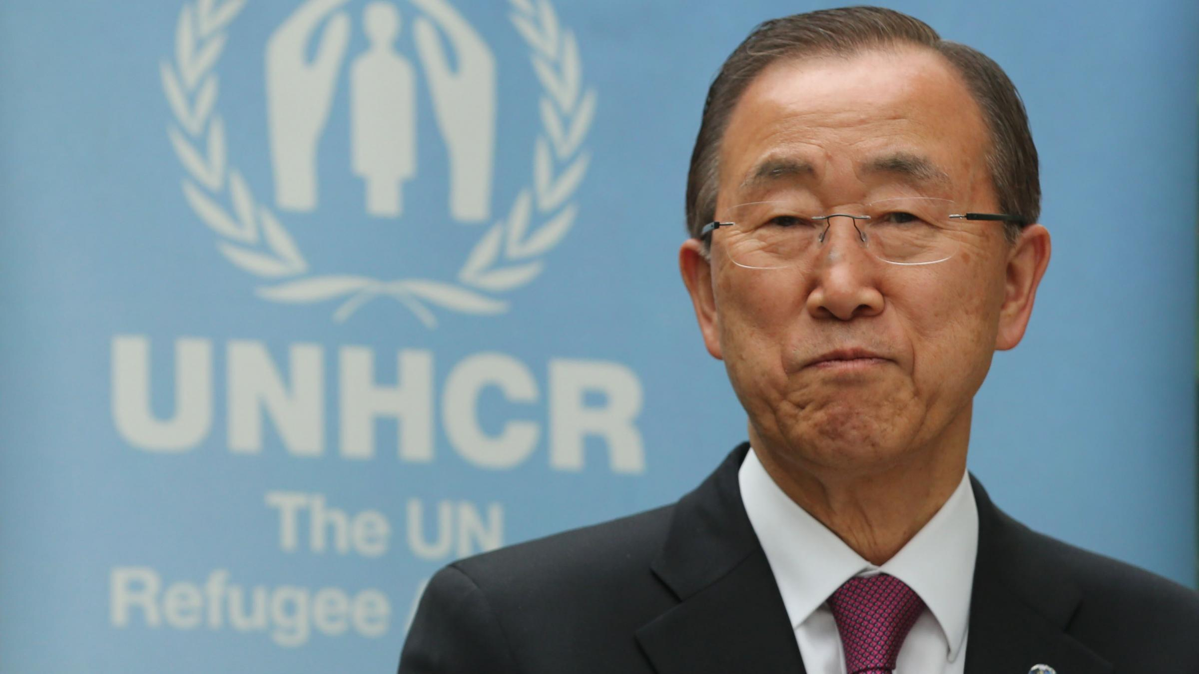 Former UN Secretary-General Ki-Moon Proposed To IOC Ethics Commission