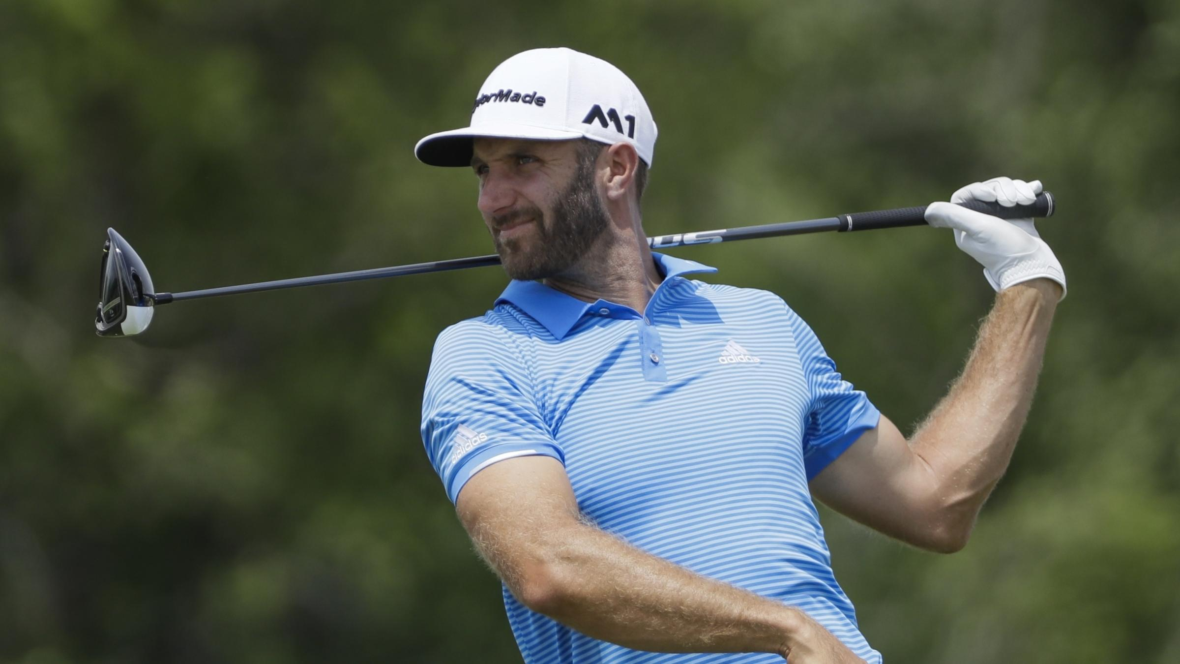 Putting woes as Johnson stumbles at US Open
