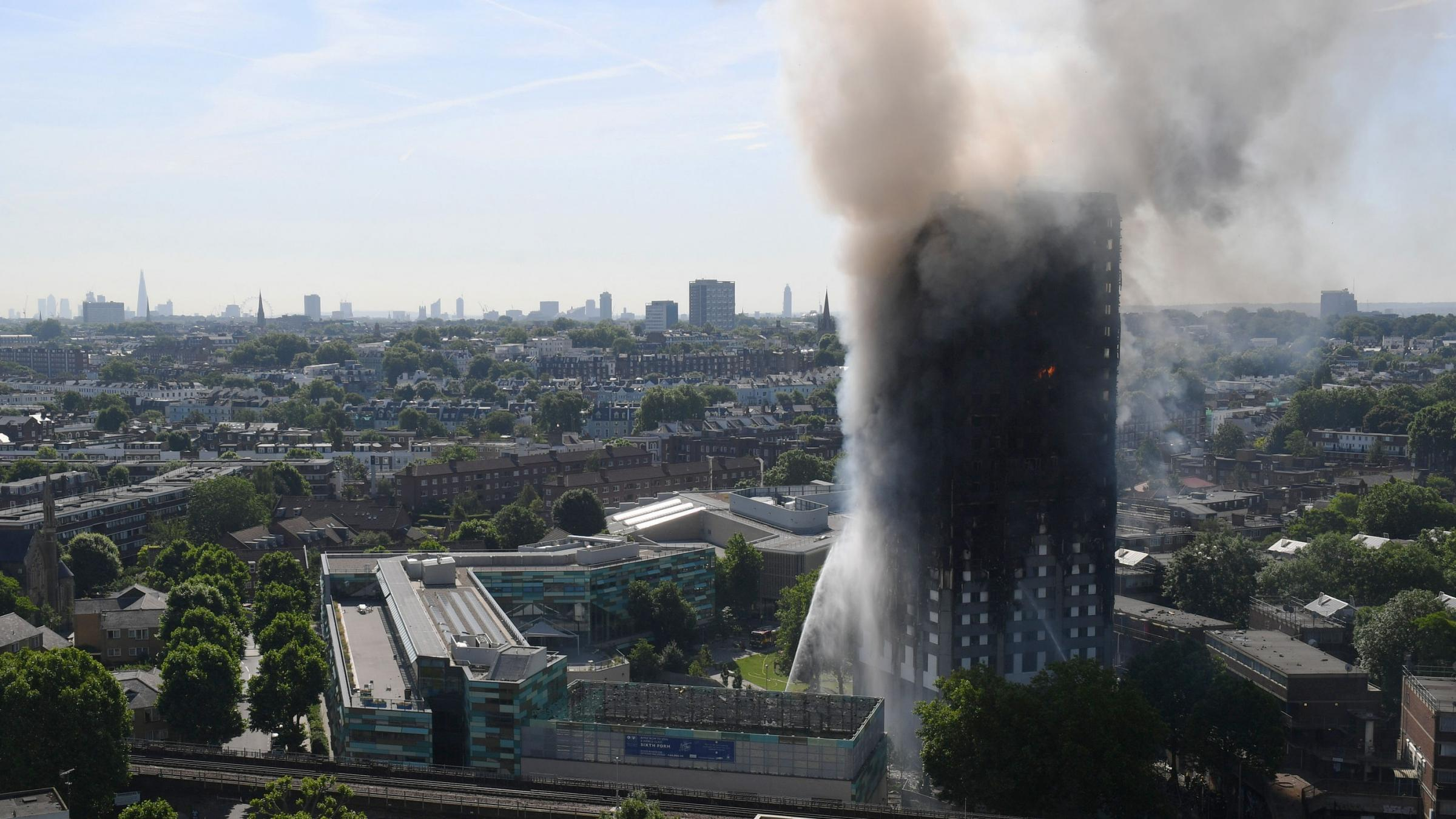 Grenfell Tower death toll: Number of people confirmed dead rises to 30